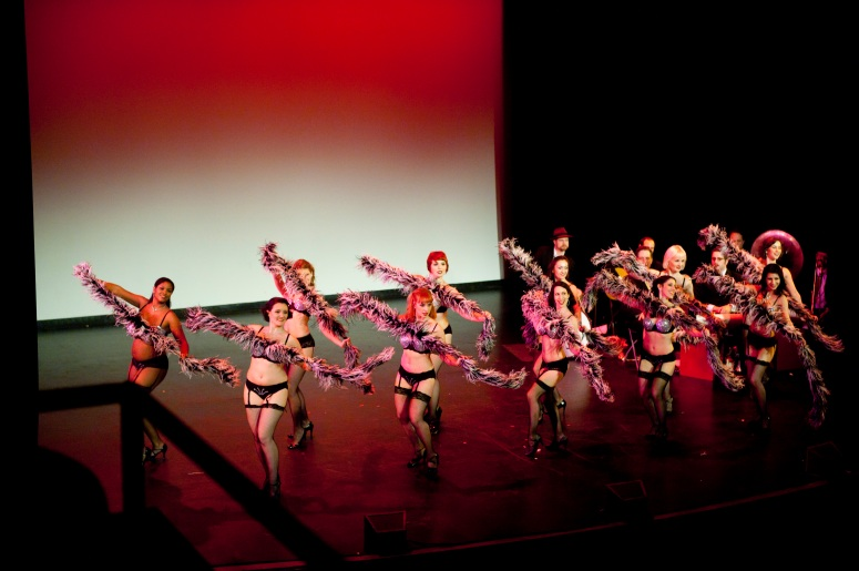 Chicago Starlets at BoMB 2011