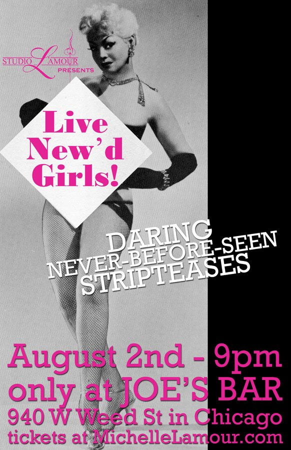 Live New'd Girls!